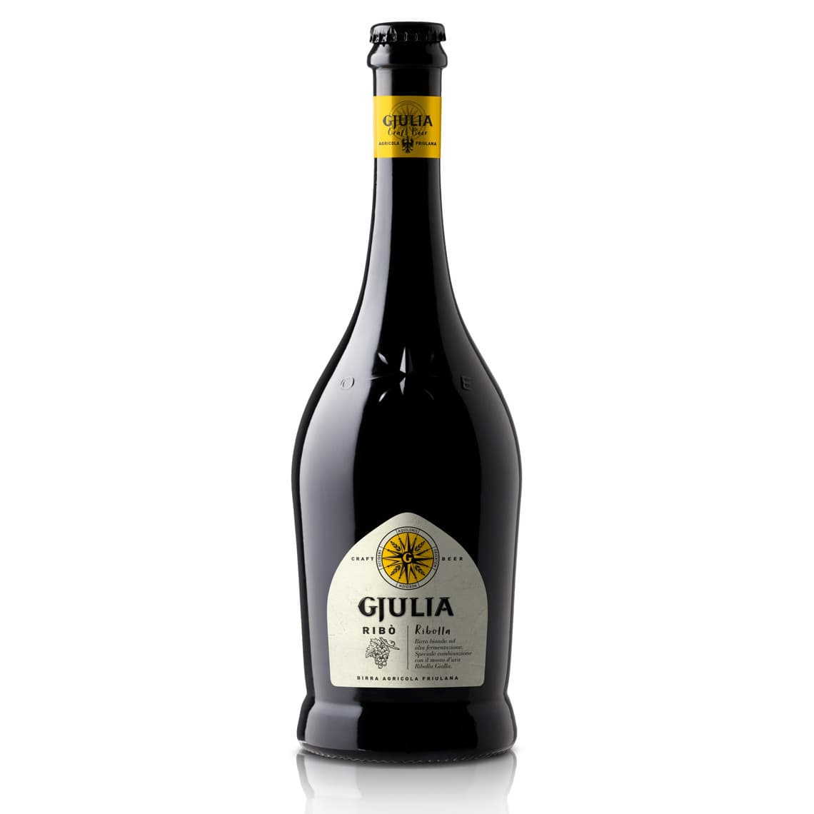 Ribò - Italian Grape Ale 75 cl 1