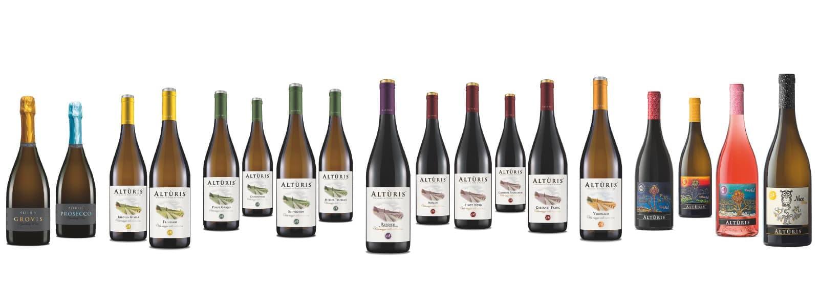 Vini Altùris & Birra Gjulia - La famiglia dei vini