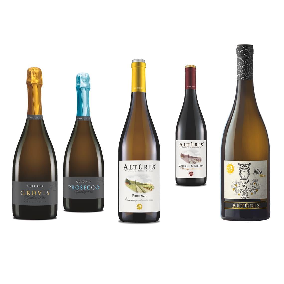 Wine Family magnum 1140